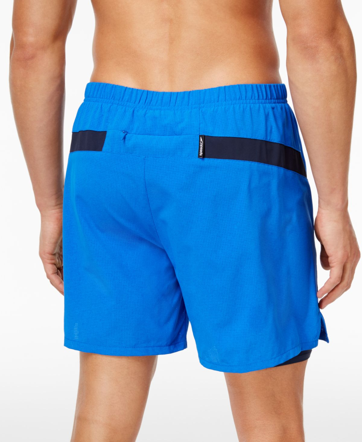 1d2dea1914 speedo men's compression jammer swim trunks - Walmart.com