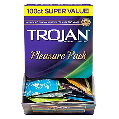 free trojan condoms