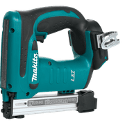 """Makita 18V LXT® Lithium-Ion Cordless 3/8"""" Crown Stapler, Tool Only"""