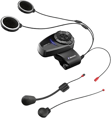 SENA 10S Bluetooth 4.1 Headset and Intercom Single Pack