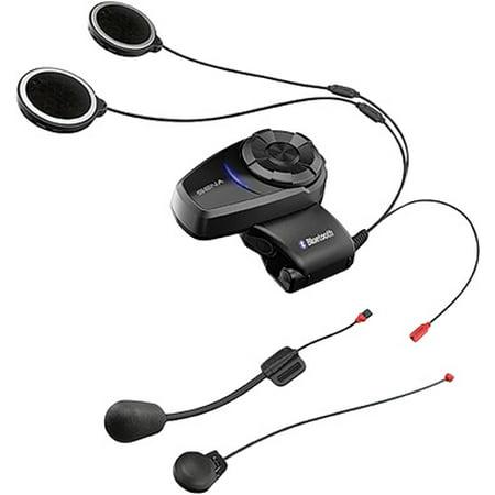 SENA 10S Bluetooth 4.1 Headset and Intercom Single