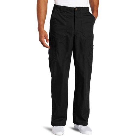 Carhartt Men's Ripstop Multi-Cargo Scrub Pant, Black, Medium - image 1 de 1