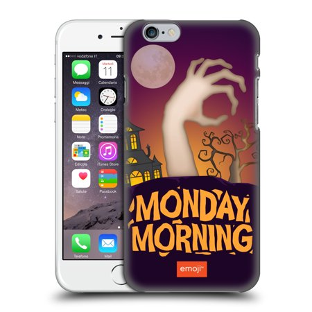 OFFICIAL EMOJI HALLOWEEN PARODIES HARD BACK CASE FOR APPLE IPHONE