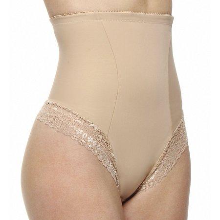 96de6ab175d91 Dumi Shapewear - DuMi shapewear 682 Firm Control Hi-Waist Thong Panty -  Walmart.com
