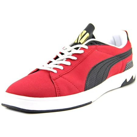 online retailer f4cf1 07e65 Puma Future Suede Lo 2.0 Round Toe Canvas Sneakers