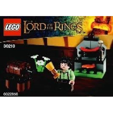 Game / Play LEGO Lord of the Rings Frodos Cooking Corner (30210), Contains 33 pcs