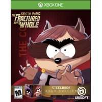 South Park: The Fractured But Whole Gold Edition, Ubisoft, Xbox One, 887256022723