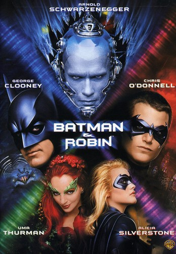 Batman & Robin (DVD) by WARNER HOME VIDEO