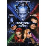 Batman and Robin by WARNER HOME ENTERTAINMENT