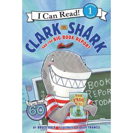 Clark the Shark and the Big Book Report ()