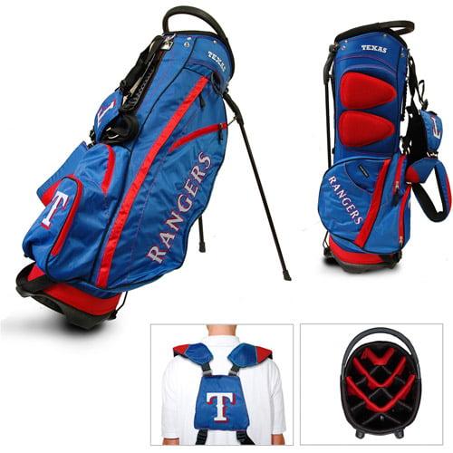Team Golf MLB Texas Rangers Fairway Golf Stand Bag by Generic