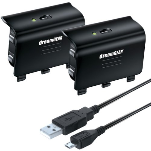 DGXB1-6608 Xbox One(TM) Charge Kit, Dreamgear Xbox One Charge Kit