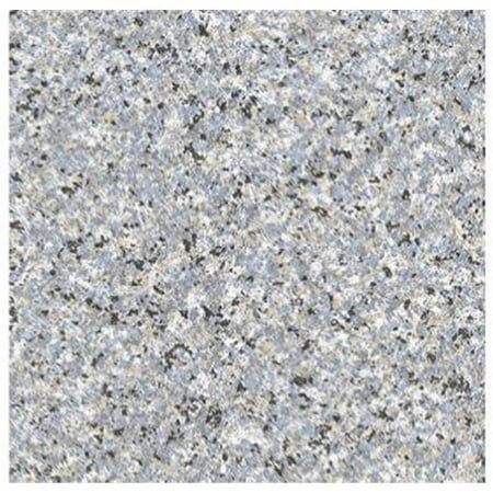 02-5164-12 18 in. X 6 ft. Premium Adhesive Granite Silver