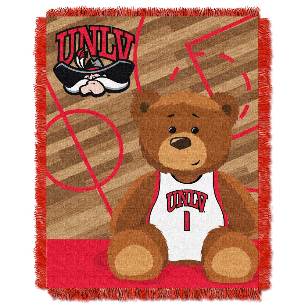 UNLV BABY Throw Blanket