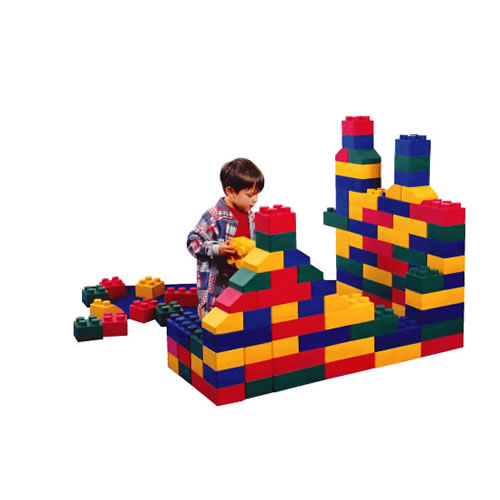 Edushape Flexible EduBlock Set II 50 Bricks by edushape