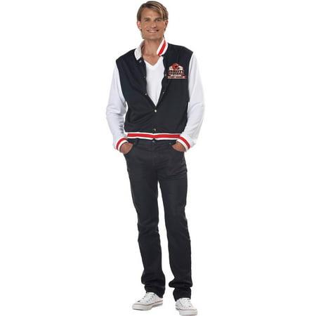 Letterman Jacket Adult Costume (Letter Man Jacket)