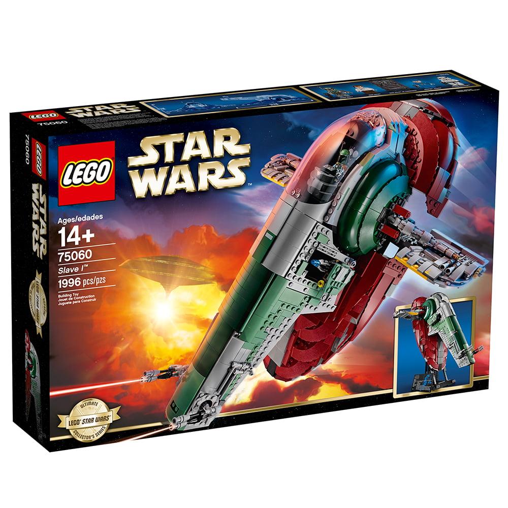 Lego Star Wars Tm Slave I 75060 Walmart