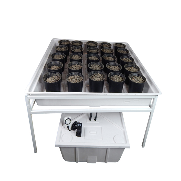 4 ft. x 4 ft. Ebb and Flow Hydroponics System