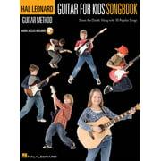 Hal Leonard Guitar Method (Songbooks): Guitar for Kids Songbook (Other)