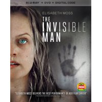 The Invisible Man (Blu-ray + DVD + Digital Copy)