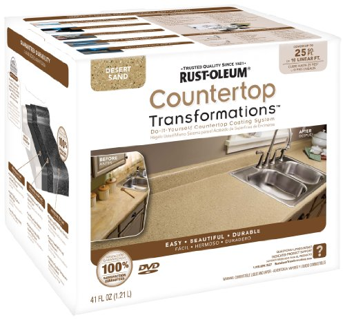 Rust Oleum 258514 Counter Top Transformations, Small Kit,...
