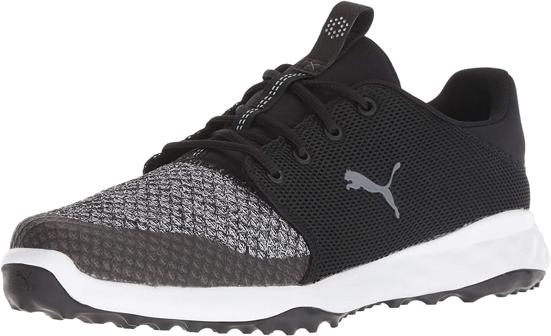 PUMA Men's Grip Fusion Sport Golf Shoe