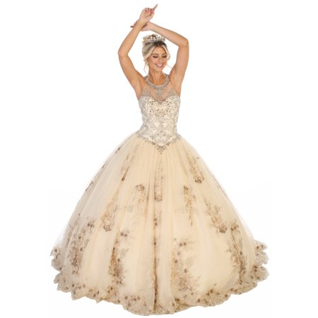 MASQUERADE BALL ROOM GOWN - Masquerade Gown