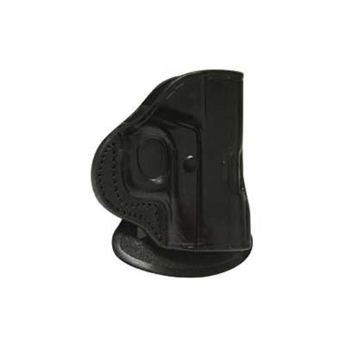 """Tagua PD2-200 Ambi Right Hand Black Paddle Holster For Colt Government 1911 5"""""""