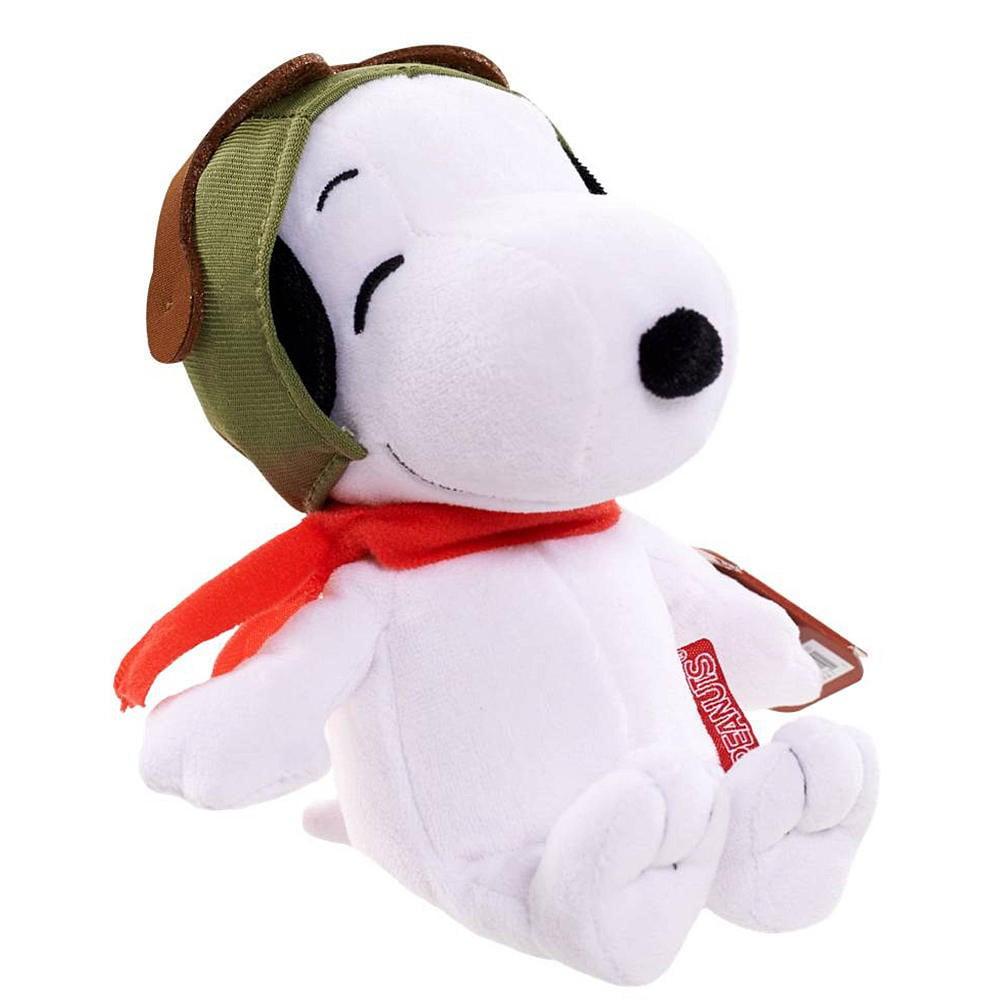 Peanuts Snoopy Flying Ace Bean Plush Walmart Com