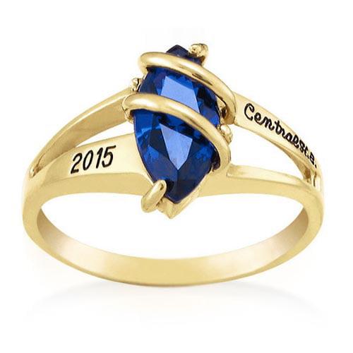 keystone fashion class ring walmart