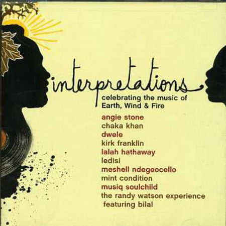 Interpretations: Celebrating The Music Of Earth, Wind and