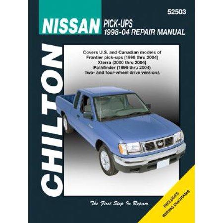 Nissan Pick-Ups Repair Manual : 1998-2004