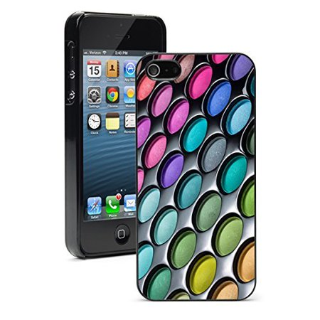 Apple iPhone (6 Plus / 6s Plus) Hard Back Case Cover Colorful Eye Shadow Makeup Palette - Colorful Eye