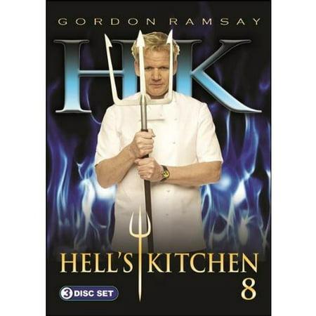 Hell's Kitchen: Season 8 (DVD)