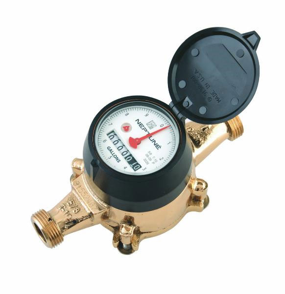 Neptune T10 Potable Water Meter -Direct Read Gallons