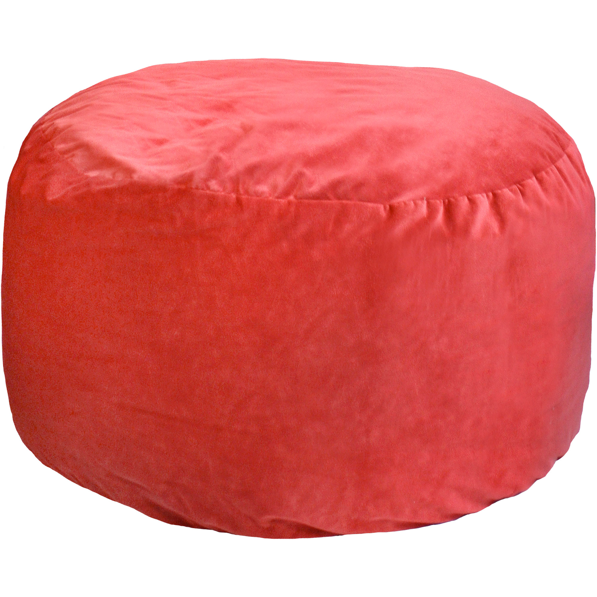 4' Comfort Cloud Foam Bean Bag