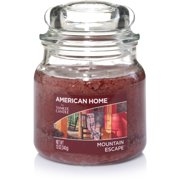 American Home by Yankee Candle Mountain Escape, 12 oz Medium Jar