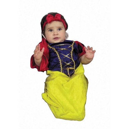 Bunting Snow White Costume Charades 79, One Size