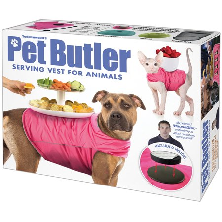 Genuine Fake Gift Box - Pet Butler - Funny Faux Product ()