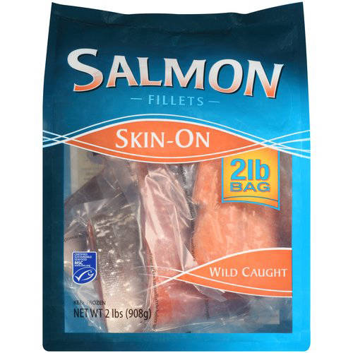 Salmon Fillets, 2 lbs