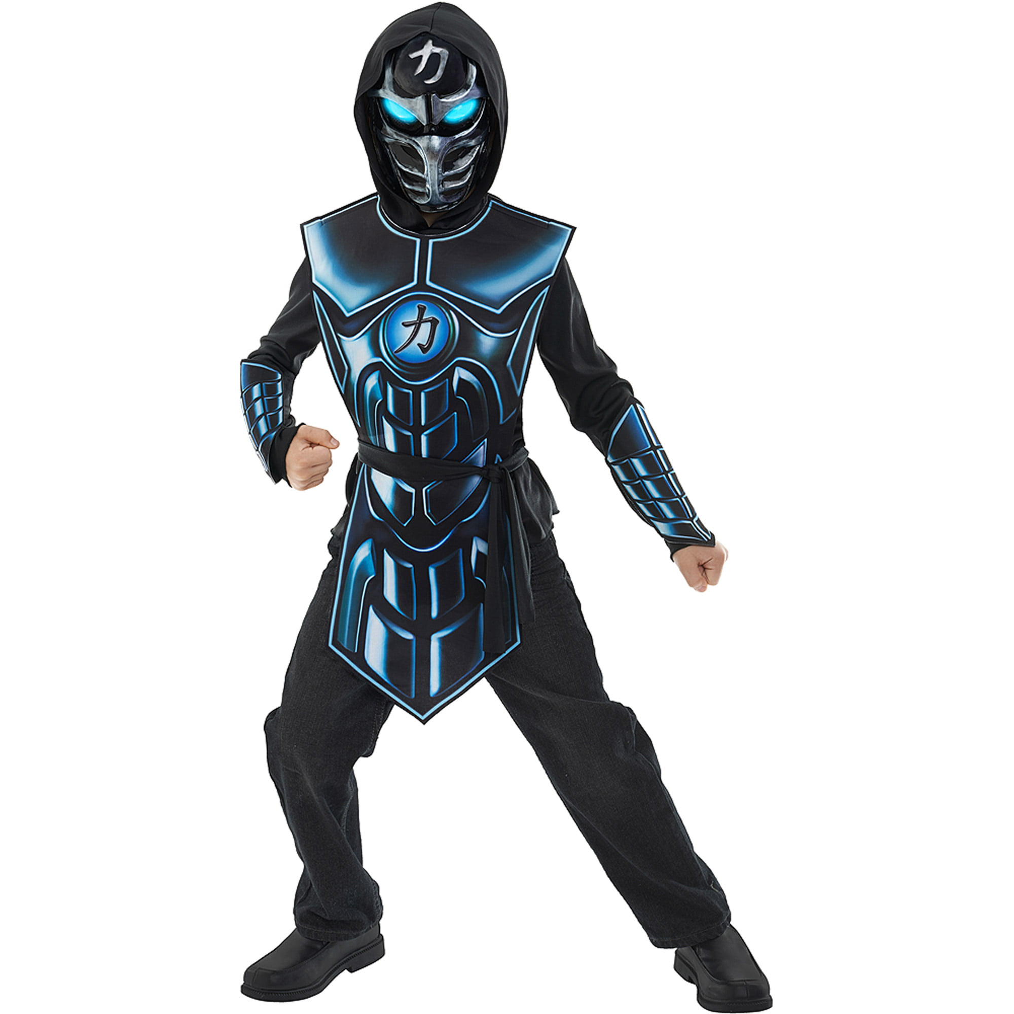 robot ninja child halloween costume walmartcom