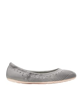 460141ea659 Product Image Cole Haan Women s Zerogrand Ballet Flat with Stitchlite 10.5  Ironstone Knit-Nectar