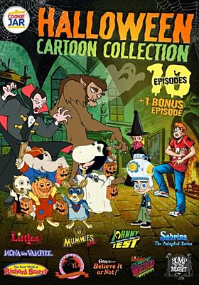 Halloween Cartoon Collection (Full Frame) by MILL CREEK ENT