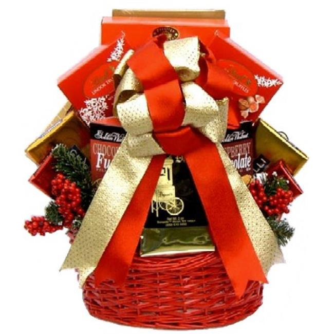 Gift Basket Village ChMa-Dlx Deluxe Chocolate Madness Holiday Gift Basket