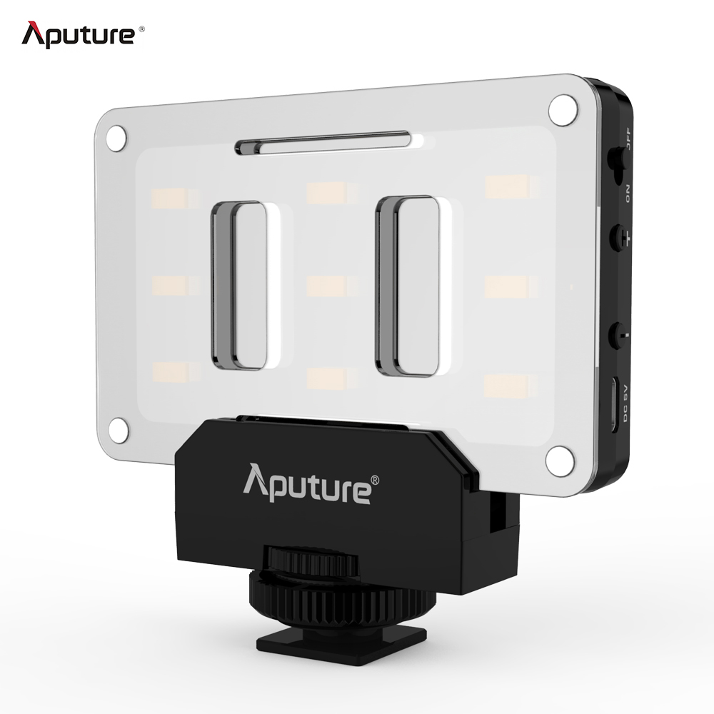 Aputure AL-M9 Amaran Lighting Up Pint-Sized LED Fill Ligh...