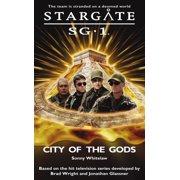 STARGATE SG-1 City of the Gods - eBook