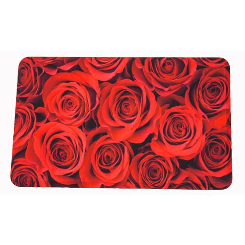 Somette  Roses Memory Foam Anti-fatigue Comfort Mat (18 x 30)