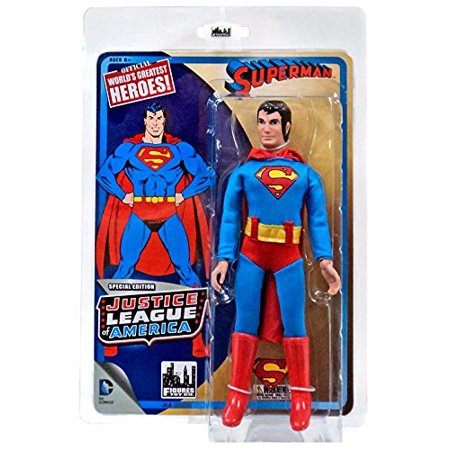 DC Justice League of America World's Greatest Heroes! Superman 8