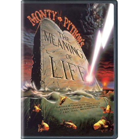Monty Python's The Meaning Of Life (DVD) - Halloween Meaning Of Name