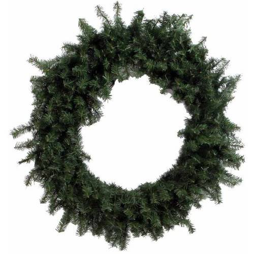 "Vickerman 24"" Canadian Pine Wreath 240 Tips"